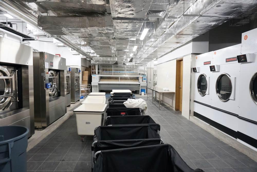Laundry Facilities Design Ckp Hospitality Consultants